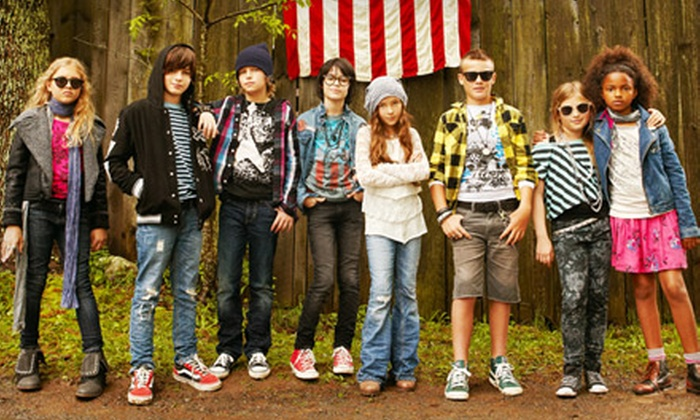 77kids by American Eagle - Downtown Columbia: $20 for $40 Worth of Apparel at 77kids by American Eagle in Columbia