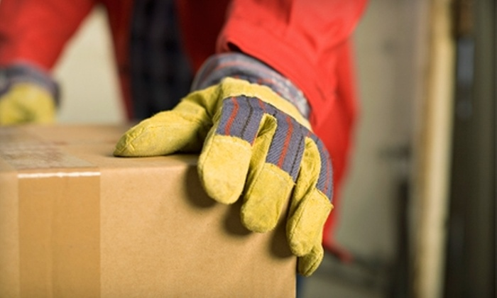 Galaxy Moving - Killarney: $99 for $200 Worth of Moving, Delivery, or Storage from Galaxy Moving
