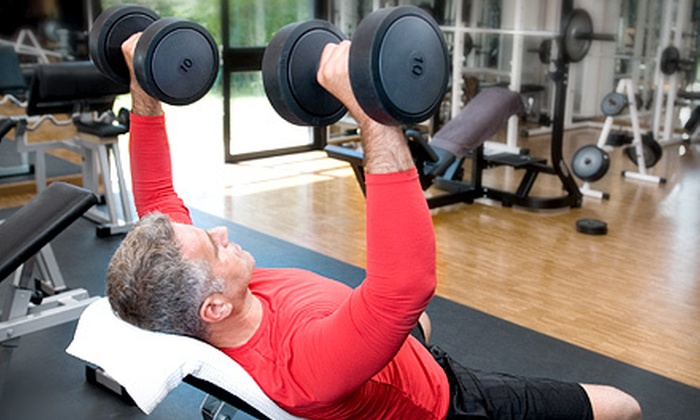 Midlothian Athletic Club - Midlothian: Two-Month Gym Membership for Individual, Couple, or Family at Midlothian Athletic Club (Up to 61% Off)