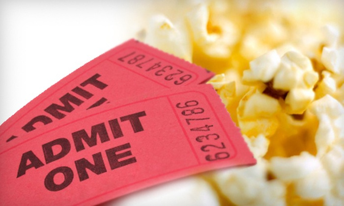 Pickwick Theatre - Chicago: Movie Night with Popcorn and Drinks for Two or Four at Pickwick Theatre (Up to 48% Off)
