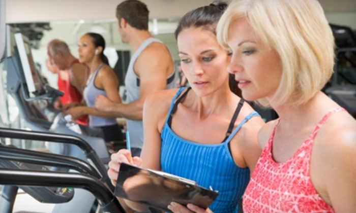 Conshohocken Health & Fitness Club - Whitemarsh: $39 for a One-Month Membership, Plus One Personal-Training Session and Massage, to Conshohocken Health & Fitness Club in Conshohocken ($144.99 Value)