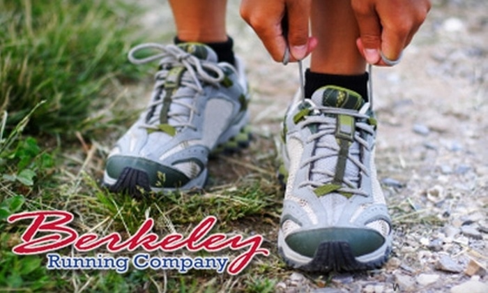 Berkeley Running Company - Shorewood Hills: $20 for $40 of Running Shoes, Apparel, and More at Berkeley Running Company
