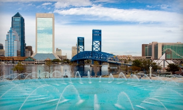 TourTime, Inc. - Southside: $100 for One Three-Hour Tour of Jacksonville for Three to Six People from TourTime, Inc. ($330 Value)