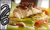 26 - Five Points South: $25 for $50 Worth of Inventive Dinner Fare at 26 or $7 for $15 Worth of Lunch