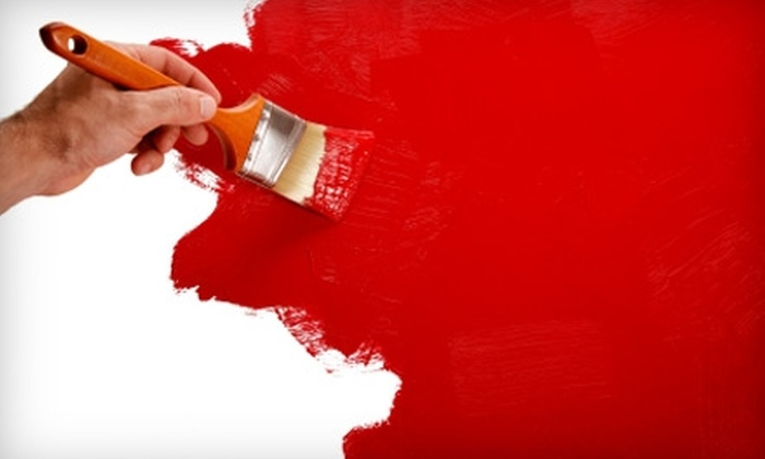 Tennessee Painting Specialist - Sunset View: $95 for Professional Painting of One Room from Tennessee Painting Specialist ($250 Value)