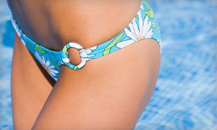 Your Face and Place - Williamsville: $70 for a Full Bikini Hair Removal and Facial Glycolic Peel at Your Face and Place in Williamsville ($140 Value)