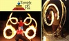 Temple of Poi  - SoMa: $15 for an Intro to Fire Dancing Class at Temple of Poi