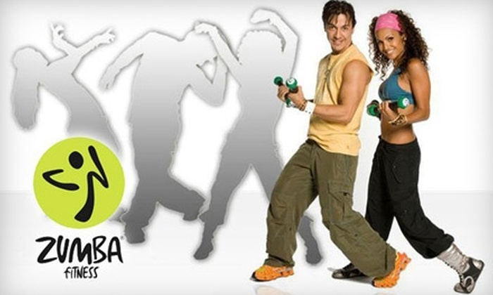 DanceZ - Multiple Locations: $18 for One Month of Unlimited Zumba Classes at DanceZ (Up to $40 Value)