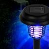 Solar Bug Zapper and Garden Light