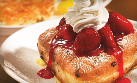 $16 Groupon to IHOP - IHOP in Coeur d'Alene