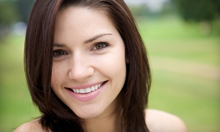 Advanced Dental Group - Chelsea: $95 for a Dental Exam, X-Rays, Teeth Cleaning, and Whitening Kit at Advanced Dental Group ($417 Value)