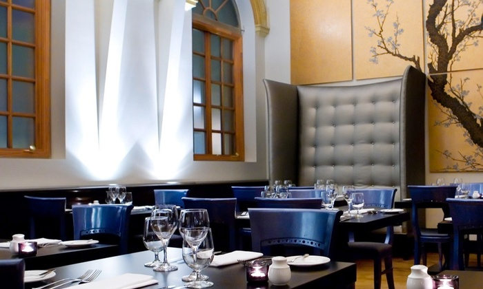 Rosewater - Downtown Toronto: $99 for a Five-Course Dinner for Two at Rosewater