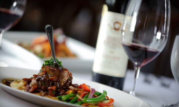 Noto's Old World Italian Dining - Grand Rapids: $25 for $50 Worth of Fine Italian Cuisine and Drinks at Noto's Old World Italian Dining