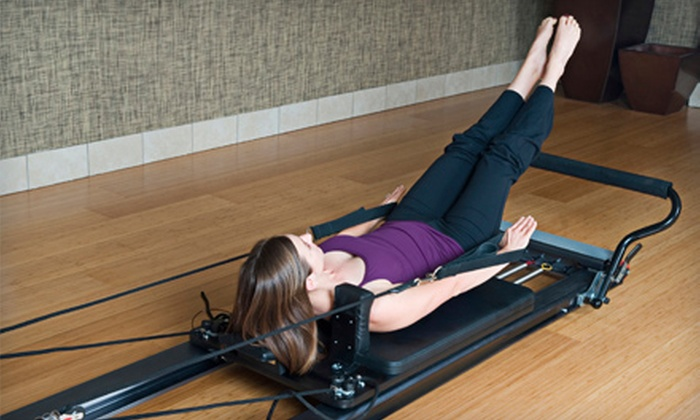 Mindful Movement Studio - St Vincent - Greenbriar: Five Group Fitness Classes or Three Private Pilates-Equipment Classes at Mindful Movement Studio (Up to 67% Off)