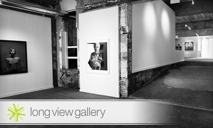 Long View Gallery - Logan Circle - Shaw: $75 for $150 Worth of Custom Framing at Long View Gallery