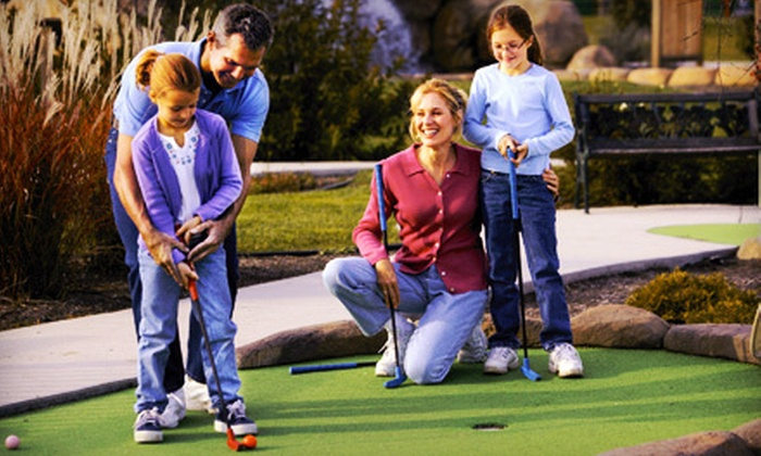 Wheels Fun Park - Durham: $8 for Roller Skating, Mini Golf, Go-Karting, and Two Batting-Cage Tokens at Wheels Fun Park in Durham (Up to $18 Value)