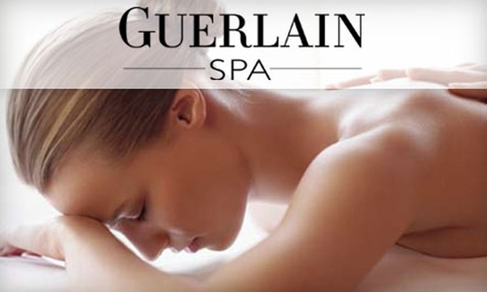 Guerlain Spa - Midtown Center: $85 for a 60-Minute Massage or Radiance Facial at Guerlain Spa in The Waldorf Astoria ($255 Value)
