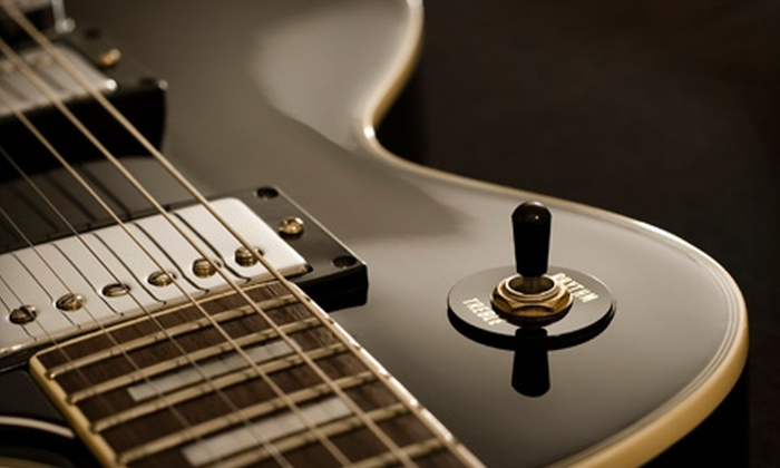 Maxwell's Music House - Waterloo: $22 For Two Music Lessons At Maxwell's Music House ($44 Value)