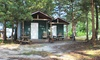 Turtle Run Campground - Egg Harbor City : Two or Four Night Basic Cabin Rental or RV Camping Site Rental at Turtle Run Campground (Up to 52% Off)
