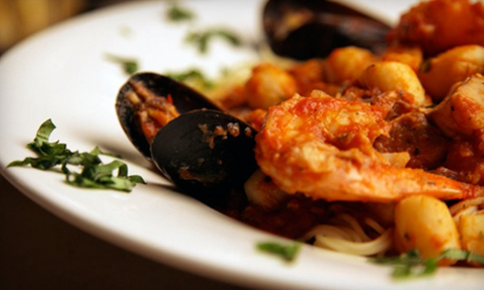 Andiamo - Coventry: Italian Fare at Andiamo in Coventry (Up to 56% Off). Two Options Available.