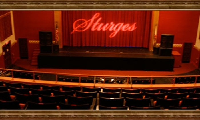 """Sturges Center for the Fine Arts - Downtown San Bernardino: $10 for One Ticket to """"Swingin' the Benny Goodman Songbook"""" or """"Ten Little Indians"""" at Sturges Center ($29 Value)"""