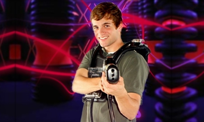 HeyDay Entertainment Center - Norman: $30 for $60 Worth of Laser Tag, Mini Golf, Arcade Games, Ropes Course, and Food at HeyDay Entertainment Center in Norman