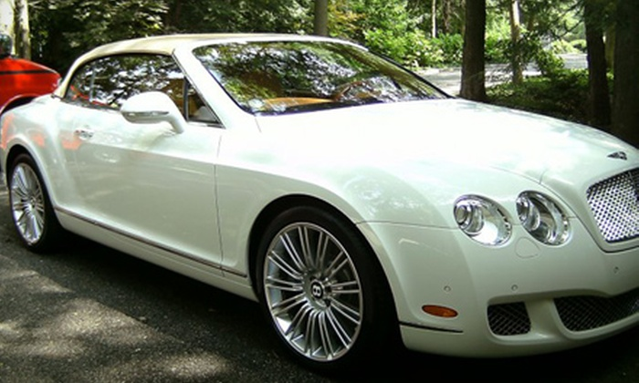 A Team Auto Enhancement - Affton: Two Hand Washes, Detailing, or Detail-and-Window-Tinting Package from A Team Auto Enhancement