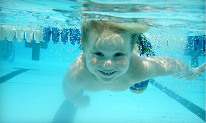 The Swim Lessons Company - Multiple Locations: Children's Swim Lessons from The Swim Lesson Company. Three Options Available.