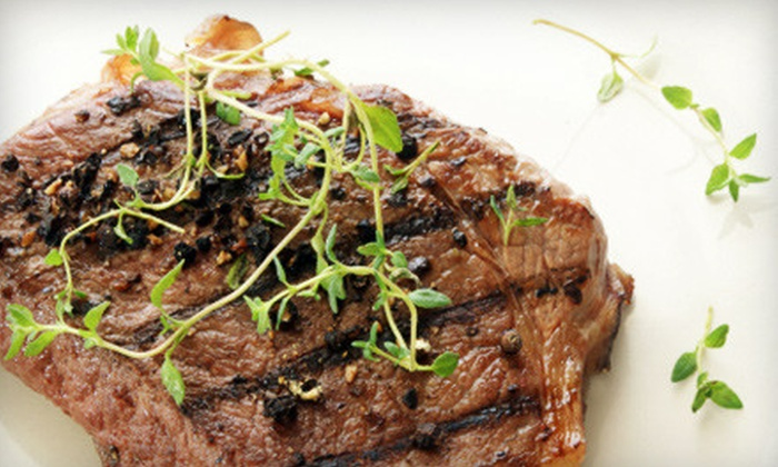 AlpenRose Restaurant - Holland: $15 for $30 Worth of Dinner Fare or Sunday Brunch for Two at AlpenRose Restaurant in Holland