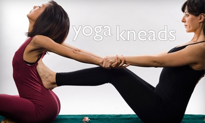 Yoga Kneads - The Waterfront: $45 for a Thai Yoga Massage at Yoga Kneads ($115 Value)