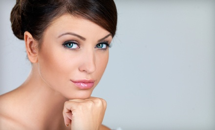 1 Microdermabrasion and Facial Treatment (a $125 value) - Perfact Brow Art By Threading in Winston-Salem