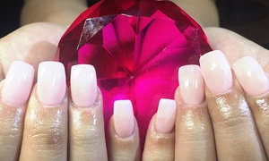 Nails by Nicky: Nail Services at Nails by Nicky (Up to 56% Off). Three Options Available.
