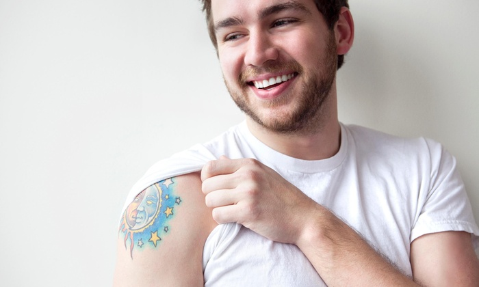 VIIBE WELLNESS CENTER - Las Cruces: Three Laser Tattoo-Removal Treatments at VIIBE WELLNESS CENTER (20% Off)