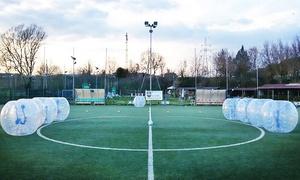 A.S.D. Giocosa Mente: Una partita di bubble soccer per 10 persone