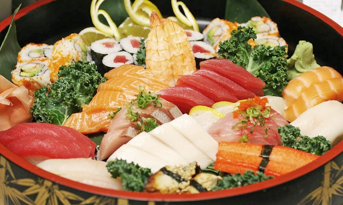 Origami Restaurant - Fort Myers: $18 for $30 Worth of Sushi and Asian Cuisine at Origami Restaurant