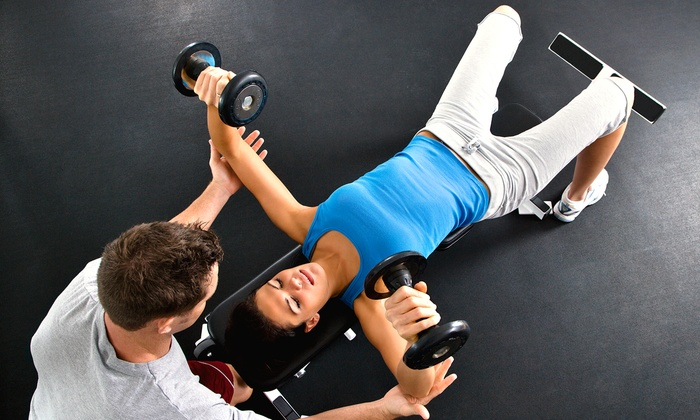 Off The Wall Personal Training And Fitness - Watertown West End: $149 for Personal Training and Classes at Off the Wall Personal Training and Fitness ($420 Value)