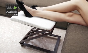 Jocca Foldable Foot Rest