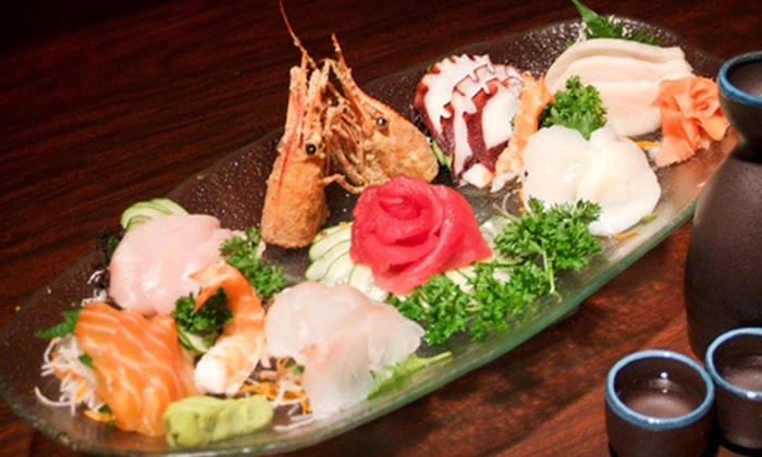 Triad Sushi Lounge - South Loop: $20 for $40 Worth of Sushi, Japanese Fusion Cuisine, and Drinks for Dinner at Triad Sushi Lounge