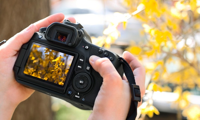 Digital Photo Academy - Toronto (GTA): Three-Hour Digital-Photography Workshop for One or Two from Digital Photo Academy (Up to 55% Off)