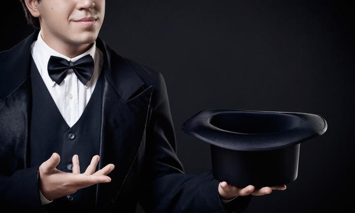 Ny Magic School - New York: $68 for $150 Worth of Magician Rental — NY Magic School