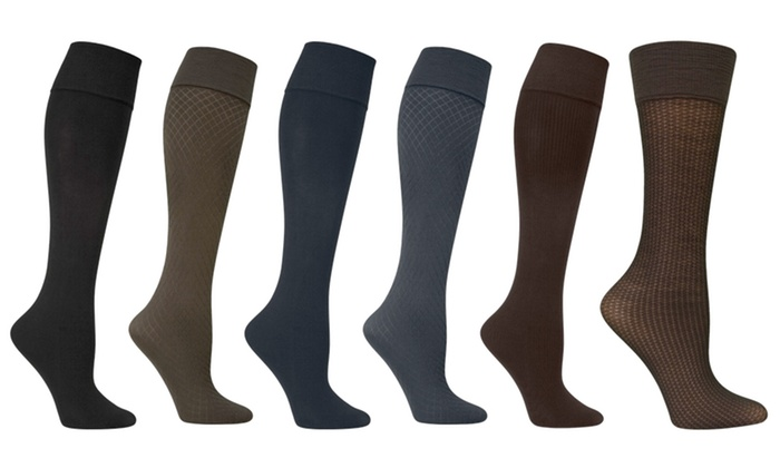 12-Pack of Dr. Scholl's Women's Trouser Socks: $33.99 for 12-Pack of Dr. Scholl's For Her Fashion-Fit Trouser Socks; Size 4–10 ($53.94 List Price). Free Shipping.