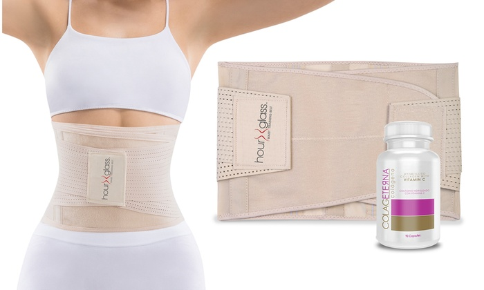 e6040a9032 Benelife International Waist Trainer with Anti-Aging Supplement Pills