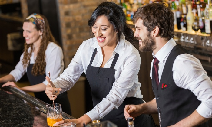 Masters Of Bartending School - Masters Of Bartending School: Bartending Certification Course at Masters of Bartending School (65% Off)