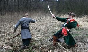 Silkfencing: Karnet na trening z zakresu dawnych europejskich sztuk walki od 29,99 zł w Silkfencing – 2 lokalizacje