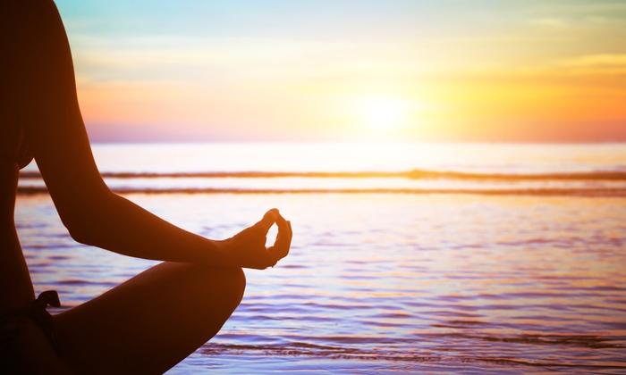 Flo Yoga Hawaii LLC - Sans Souci State Recreational Park: Up to 60% Off Yoga Classes at Flo Yoga Hawaii LLC