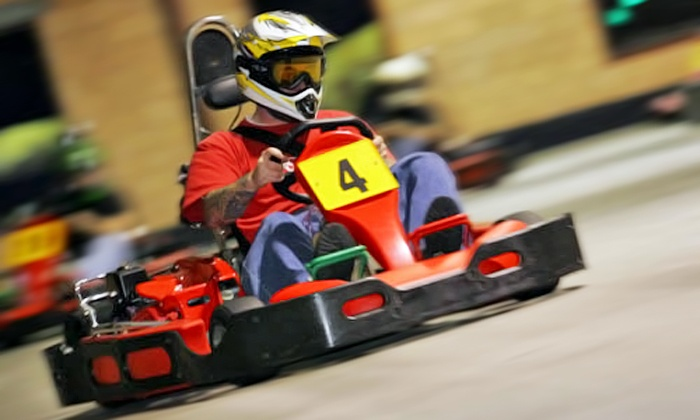 Mid Atlantic Grand Prix - New Castle: Two or Four Go-Kart Races, Valid on a Weekday or Any Day at Mid Atlantic Grand Prix (Up to 50% Off)