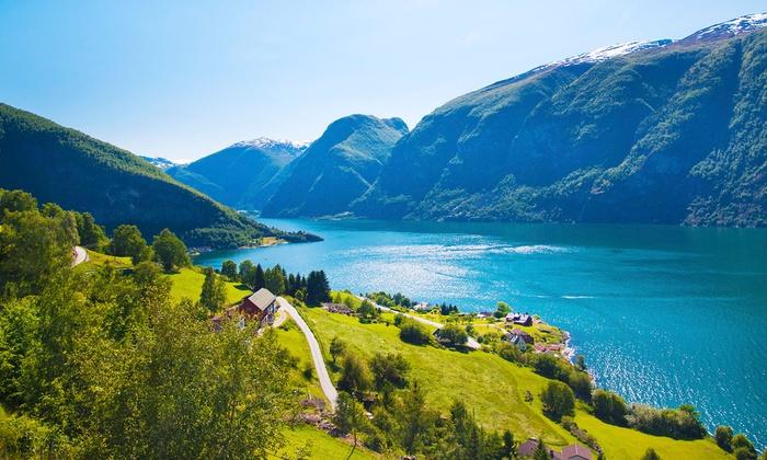 Capitales Tours - Capitales Tours: ✈ Norvège : circuit de 7 nuits en pension complète avec visites et vols A/R depuis Paris