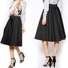 Women's Full Midi Skirt