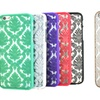 Lite Vintage Lace Pattern Hard Case for iPhone 6/6S or 6+/6S+