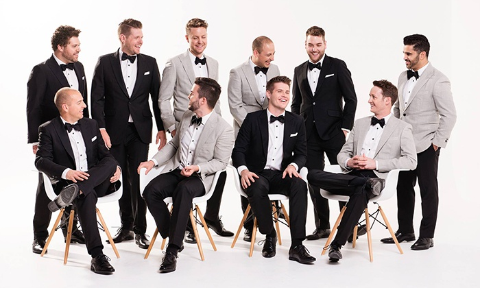 The Ten Tenors Florida Theatre - Florida Theatre: The Ten Tenors – Home for the Holidays on December 22 at 8 p.m.